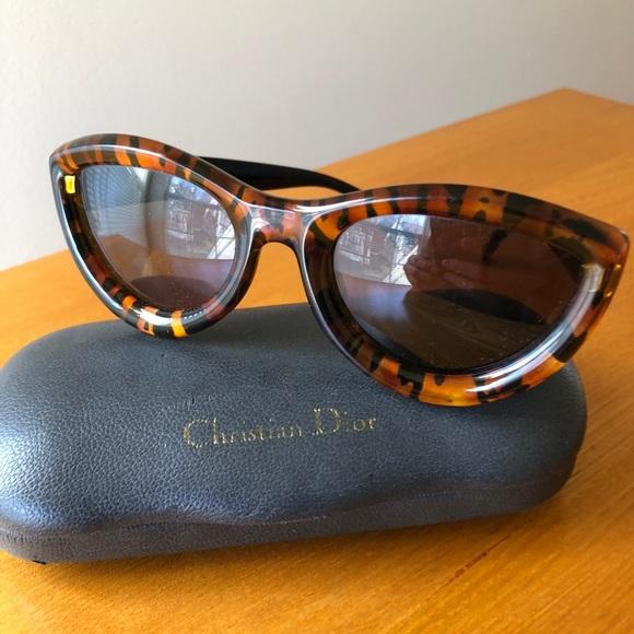 b928eeb92cc Christian Dior Accessories - ❗️SALE❗️Christian Dior Vintage cat eye sunnies
